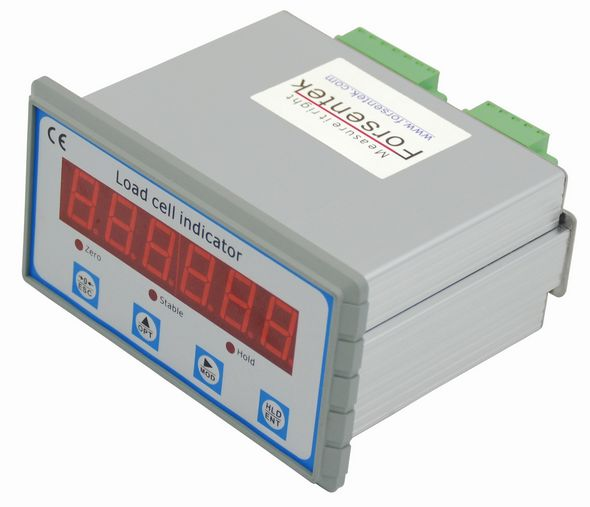 load cell meter