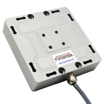 Multi-axis load cell 100kg 3-axis force sensor