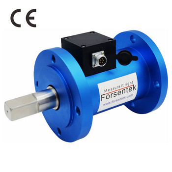 Servo motor torque measurement transducer