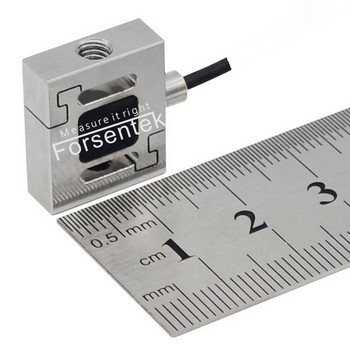 Miniature force sensor|Micro load cell 0-1000N